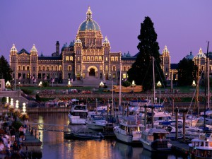 Legislative Building, Victoria