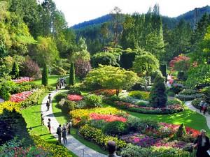 Butchart Sunken Gardens